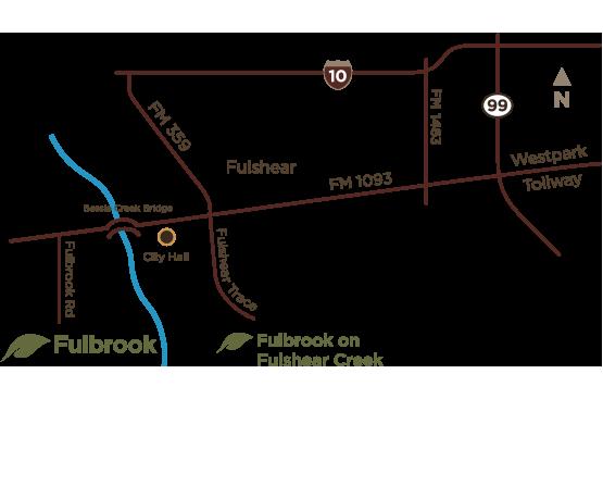 Fulbrook-access-Google-map
