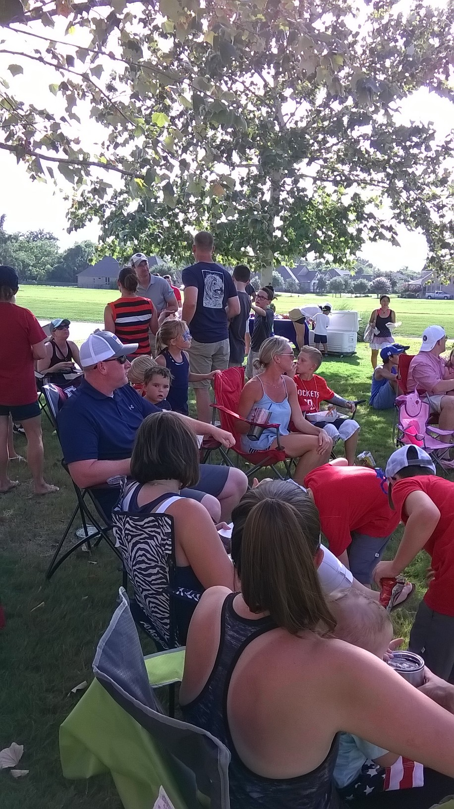 4th of July Crowd