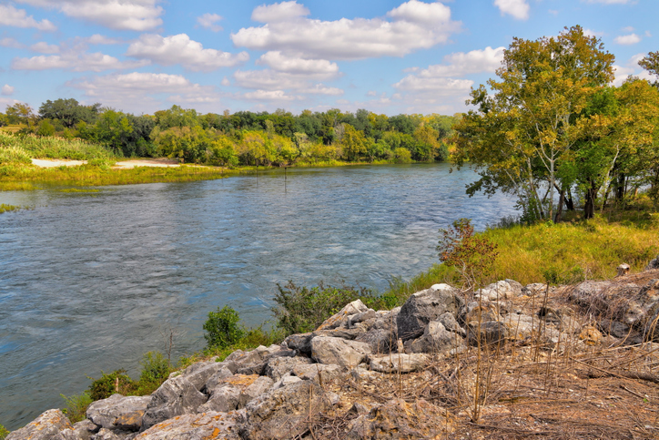 The Brazos River is Flowing with History