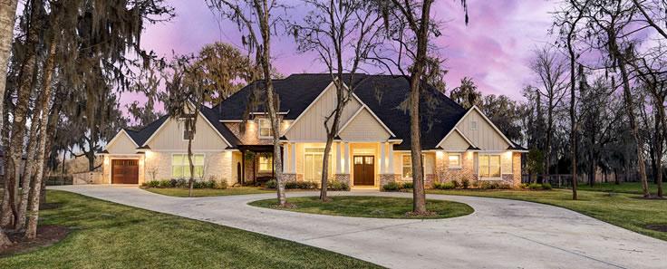 5 Unique Custom Home Design Trends