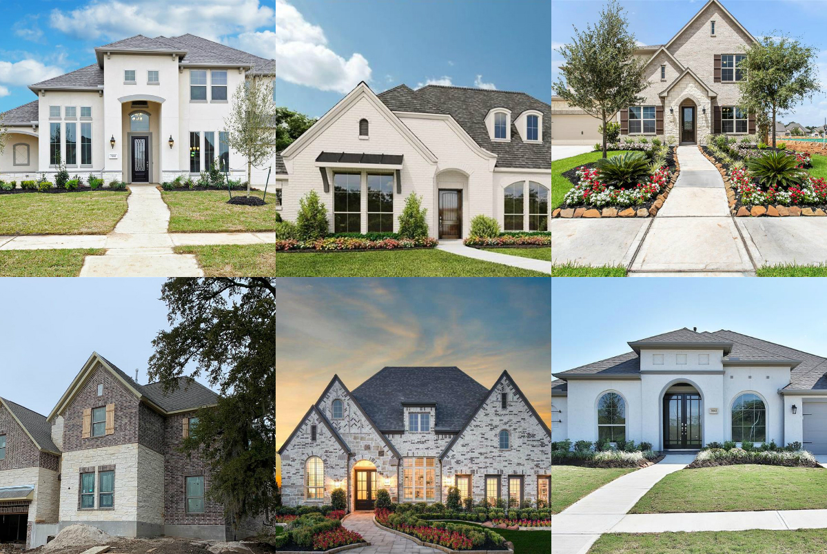 Gorgeous New Homes in Fulshear (MUST-SEE)