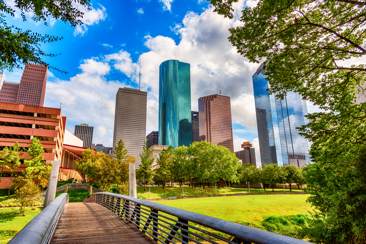 Houston Real Estate News: Positive Trend