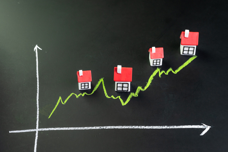 Texas home sales continue to rise